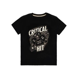 Dungeons & Dragons t-shirt - Critical Hit