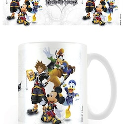 Kingdom Hearts mugg