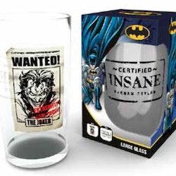 DC Comics - Joker Dricksglas