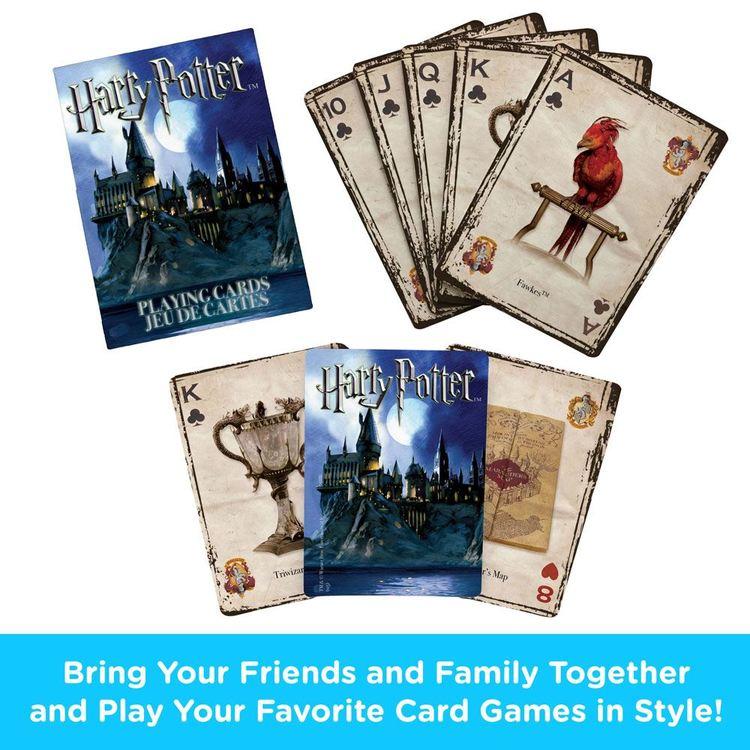 Harry Potter kortlek - Wizarding World