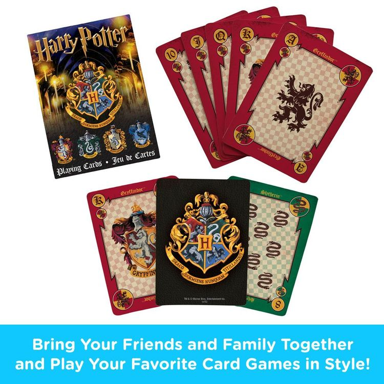 Harry Potter kortlek - Crests