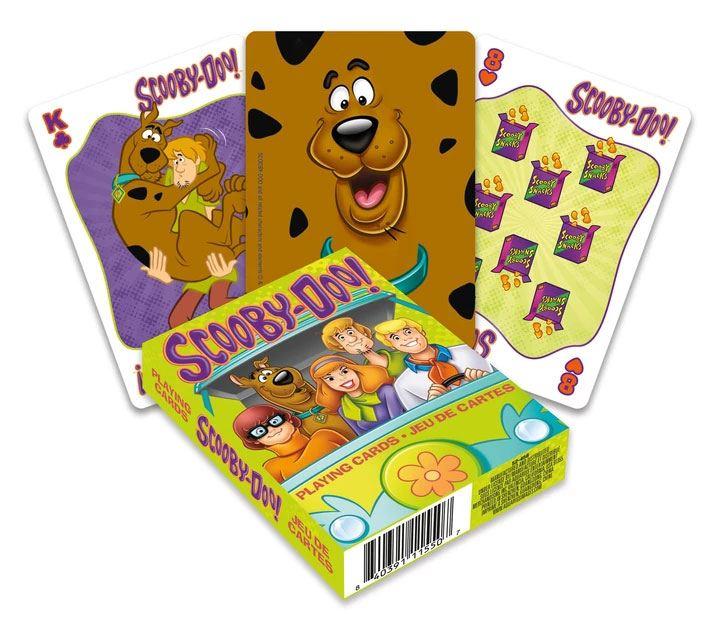 Scooby Doo kortlek