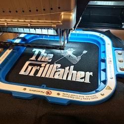 Förkläde - Grillfather