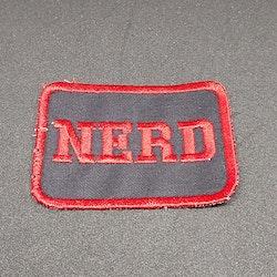 Tygmärke - NERD