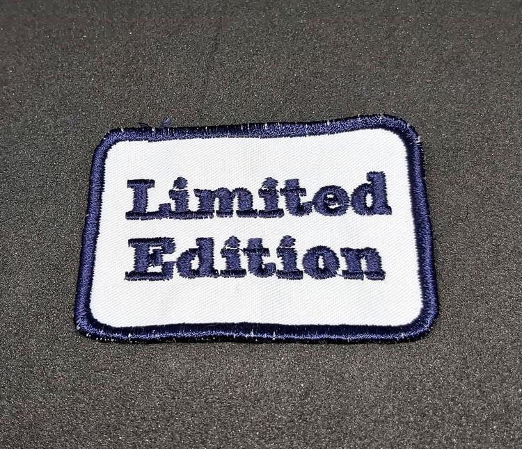 Tygmärke - Limited Edition