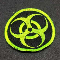 Tygmärke - Biohazard