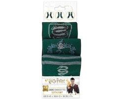 Harry Potter strumpor - 3-pack - Slytherin