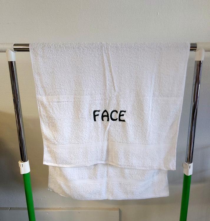 Badhandduk - Butt / Face