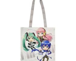 Muki Hatsune - Vocaloid - tygpåse