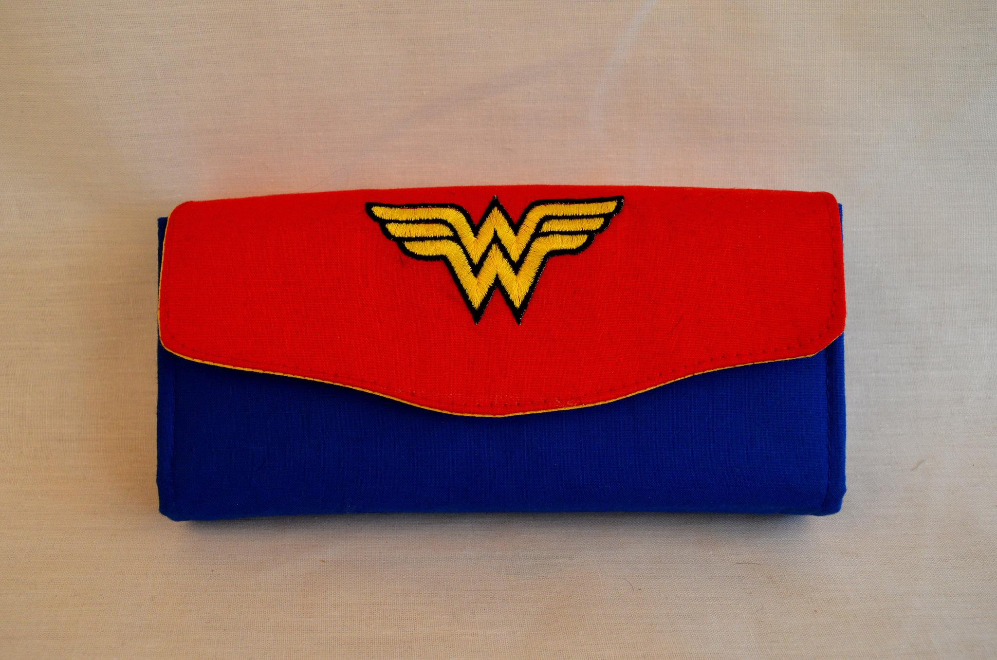 Plånbok - Wonder Woman
