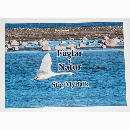 Fotobok Fåglar i Natur