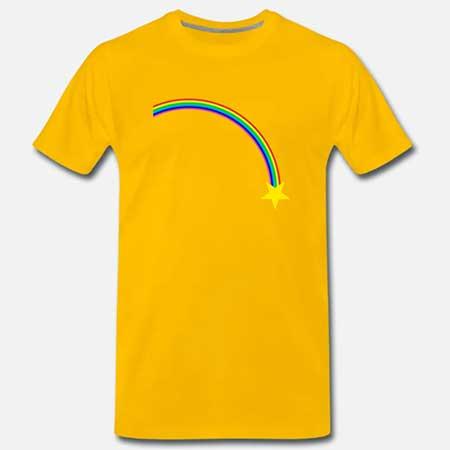 T-shirt Bomull Herr fler färger och motiv