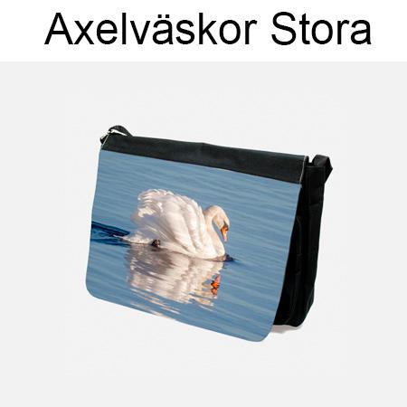 AXELVÄSKOR STORA