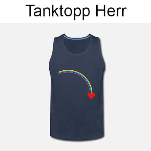 Tanktopp Herr