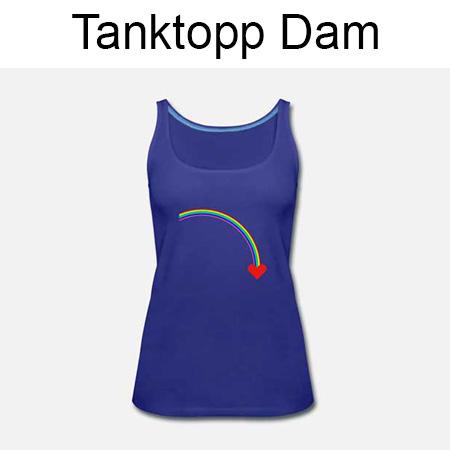 Tanktopp Dam