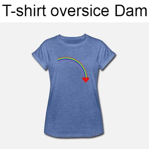 T-shirt Oversize Dam