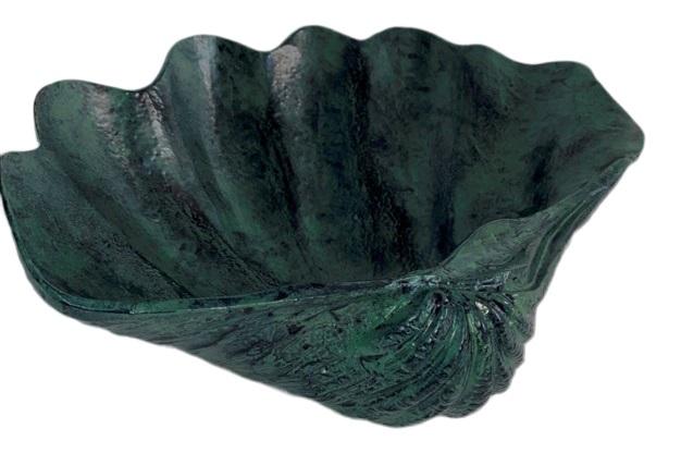 Fontänpaket; groda i brons,12 cm, pump, slang, frakt