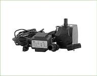 Pump, 1100l/tim, 12 volt