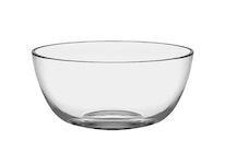 """Innerskål i glas  till """"Alexandra, skål i tenn"""" - BOW0011"""
