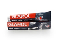 GLANOL Ultra Soft Metallpolish (100 ml kräm)