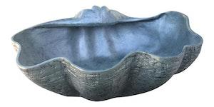 Snäckskal i aluminium 60 cm x 54 cm x 20 cm
