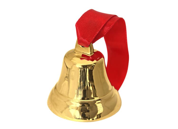 Liten julklocka från Gusums Messing