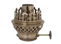 Brännare till olje-/fotogenlampa i antikiserad mässing