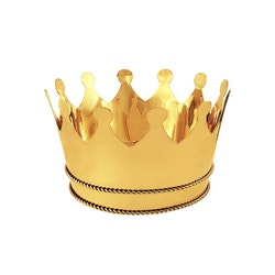 "Kruka i mässing ""King"""