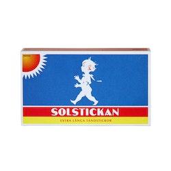 Tändstickask Solstickan Extra Långa Stickor
