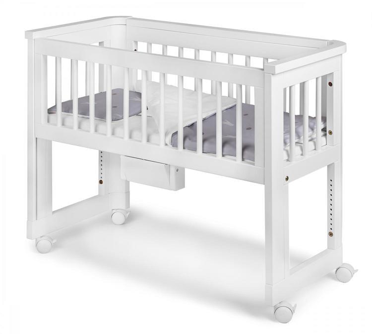 Minisäng. Bedside crib Sun.
