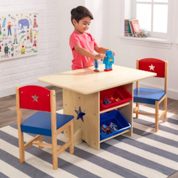 Barnbord & stolssatser