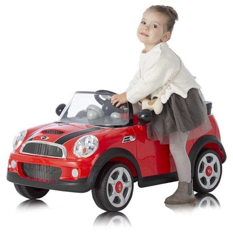 Elbil Mini Cooper