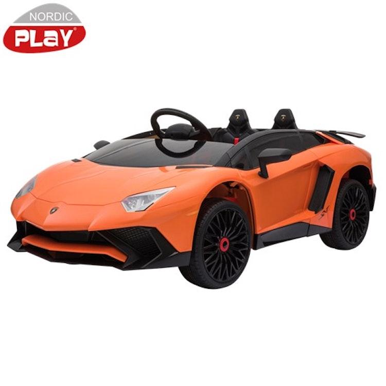 Elbil Lamborghini