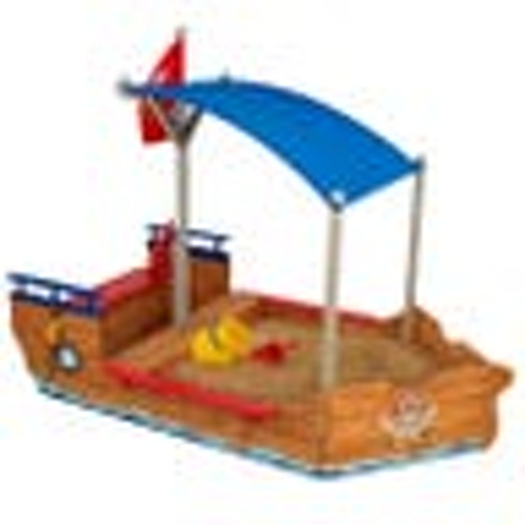 Sand båt pirat- PIRATE SANDBOAT
