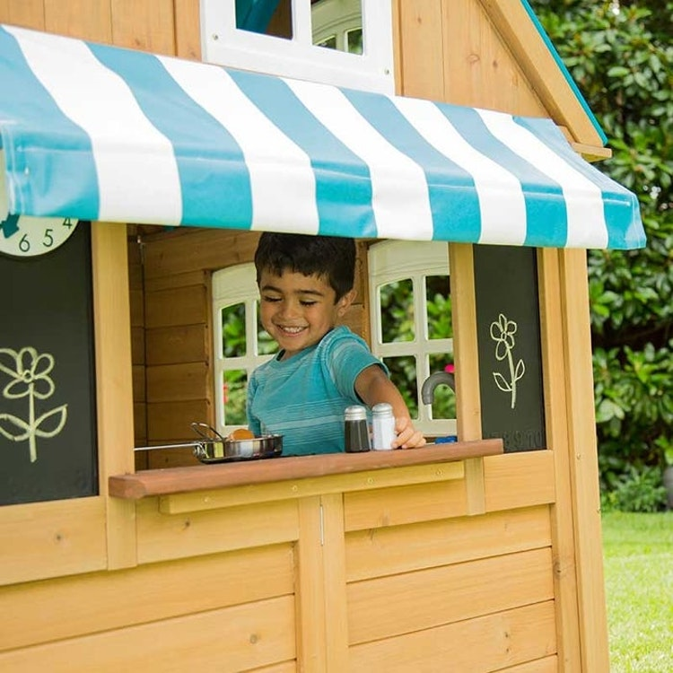 LEKHUS-SEASIDE COTTAGE OUTDOOR PLAYHOUSE