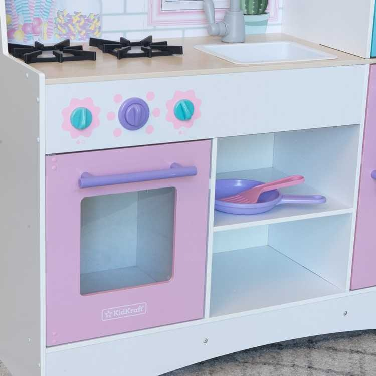 KÖK-DREAMY DELIGHTS PLAY KITCHEN
