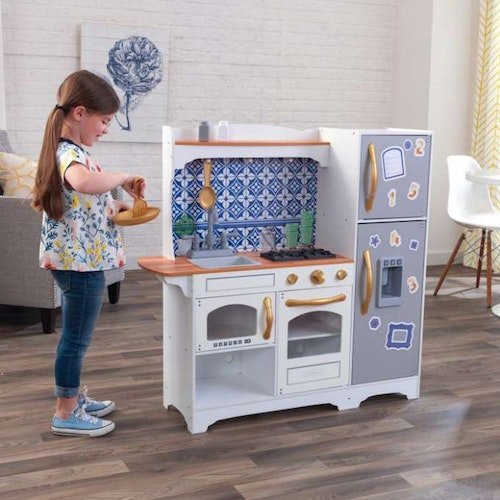 KÖK-MOSAIC MAGNETIC PLAY KITCHEN