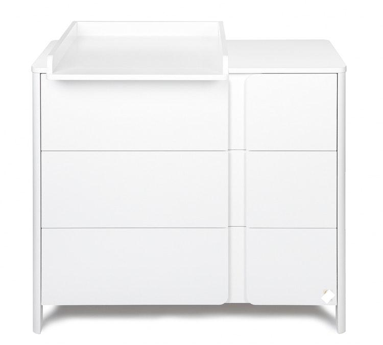 Byrå -3 lådor