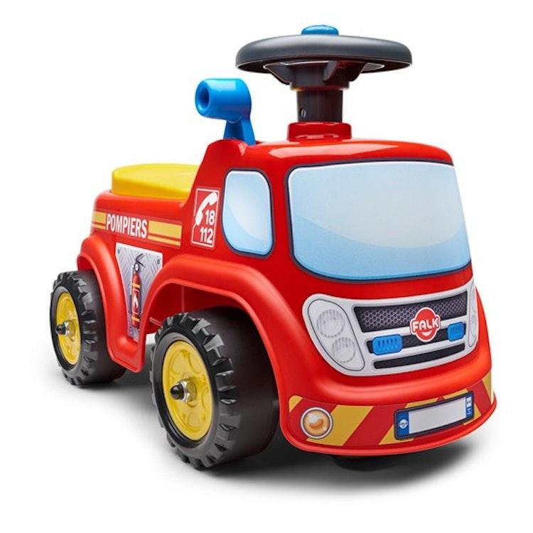 Brandbil med förvaringsfack