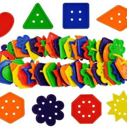 Geometri och siffror anger 444