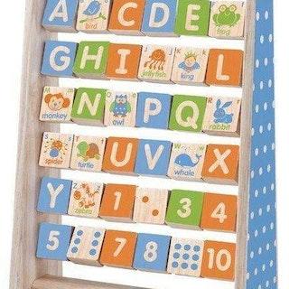 Alfabet ram