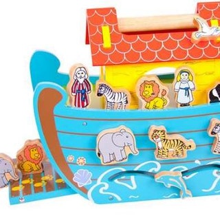 Noas ark 16 delar