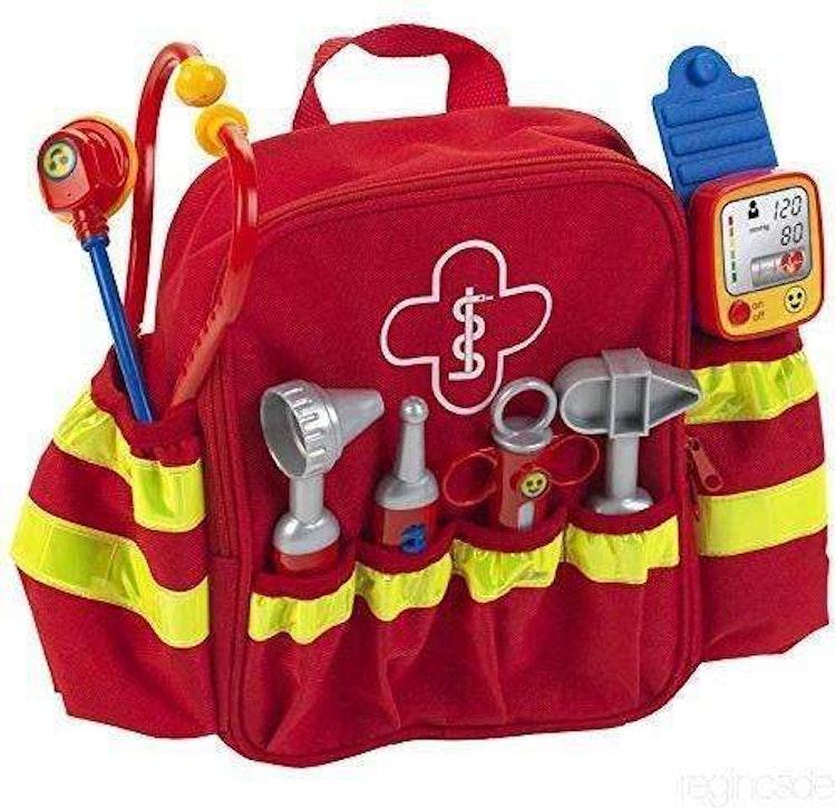 Läkarväska ryggsäck