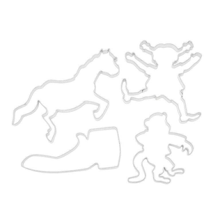 PIPPI - BAKFORMAR