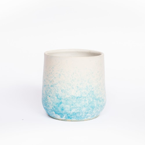 Morning Coffee Cup Light Blue