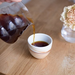 Bisqit Ceramics Small Bronze Cup