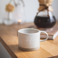 Birdman's Home White Mug (350 ml)