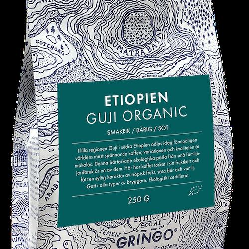 Gringo Nordic Ethiopia Guji Organic