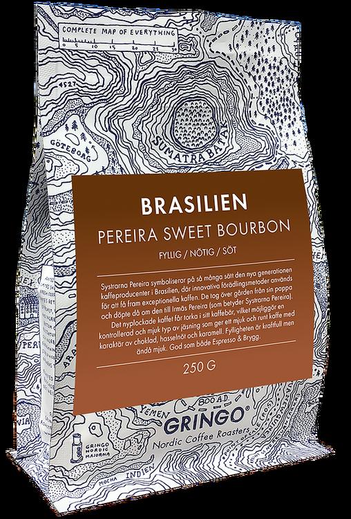 Gringo Nordic Brasilien Pereira Sweet Bourbon