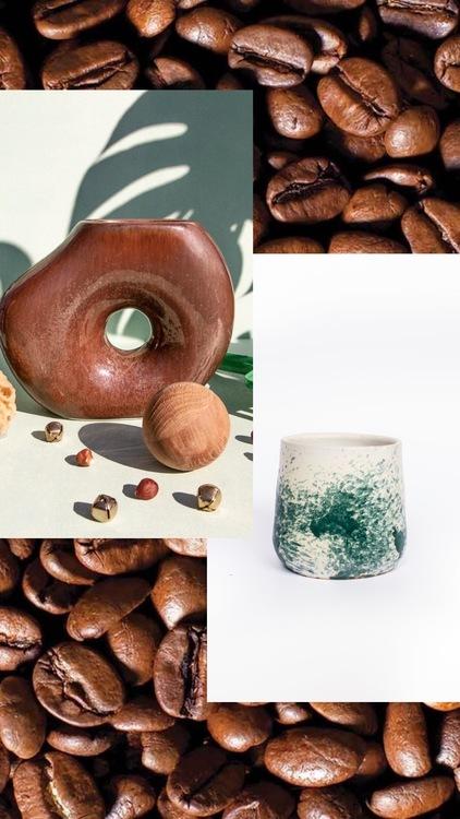 Coffee & Cup Combo